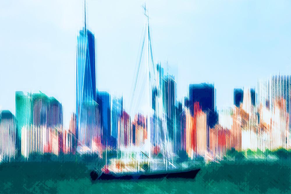 Hudson rivier NYC