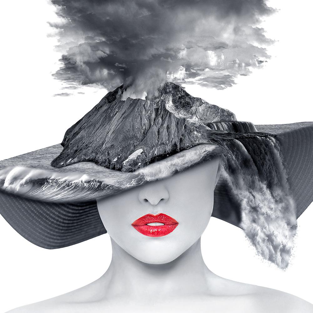 Vulkaan hoed